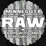 Minnesota Raw Barnwood & Hardwoods Logo